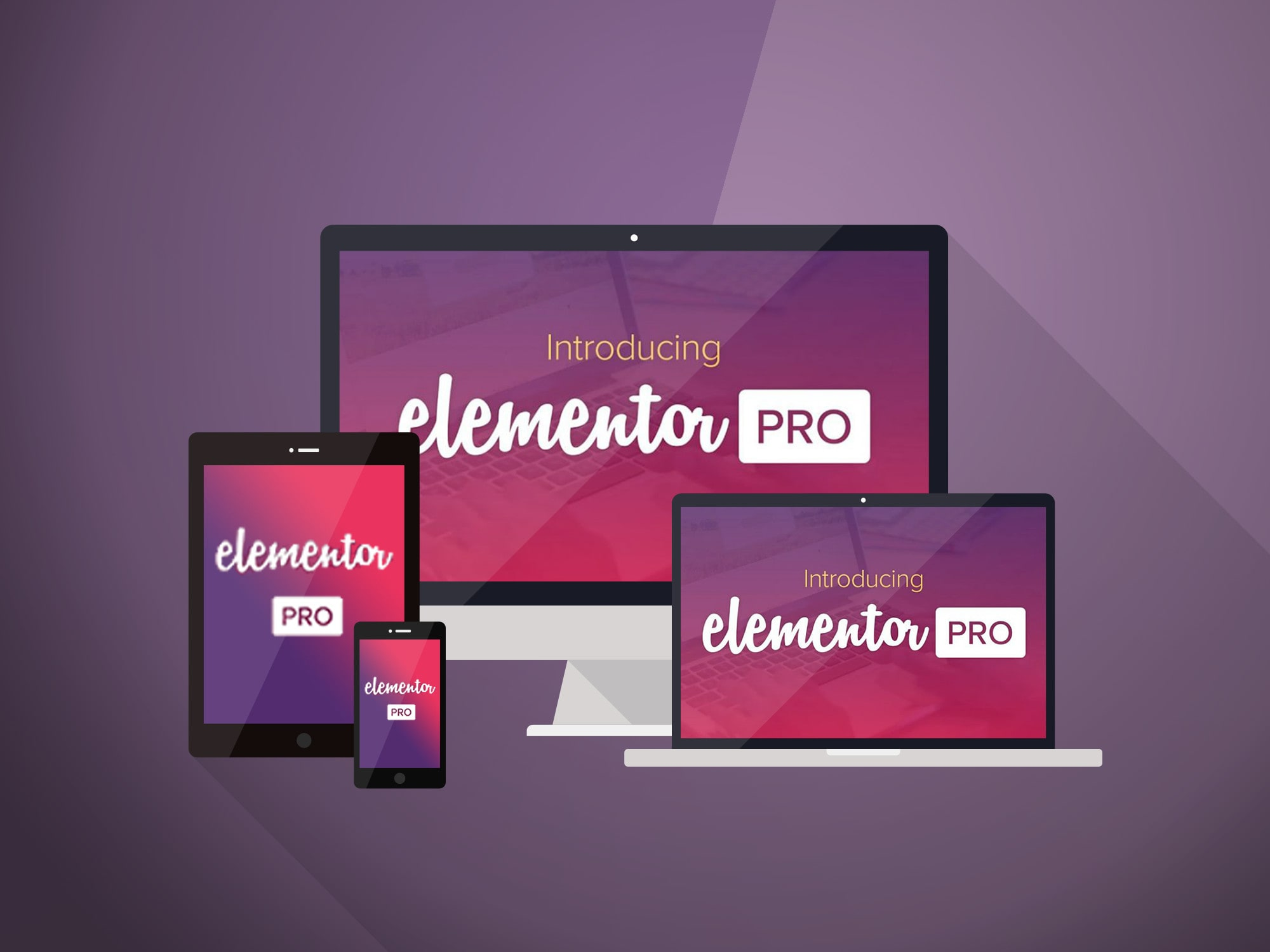 How to make landing page in elementor pro