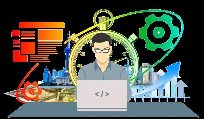 Website Developer And Designer Good Rating On Fiverr/Upwork